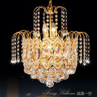 2014 New arrival italian crystal chandelier for hotel project club villa