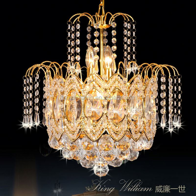 2017 New arrival italian crystal chandelier for hotel project club villa