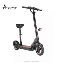 Adult electric scooter for convenient travel