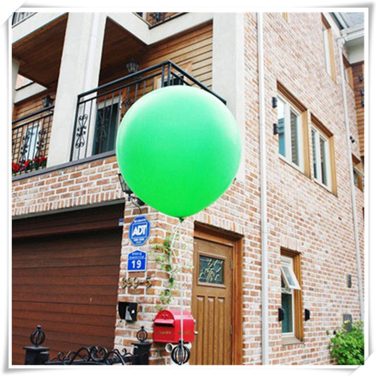 Factory price giant latex balloons 36inch balloons for kids toy