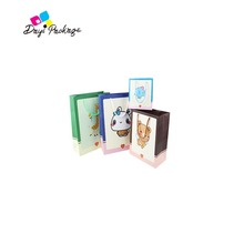 boutique shopping paper bags wholesale