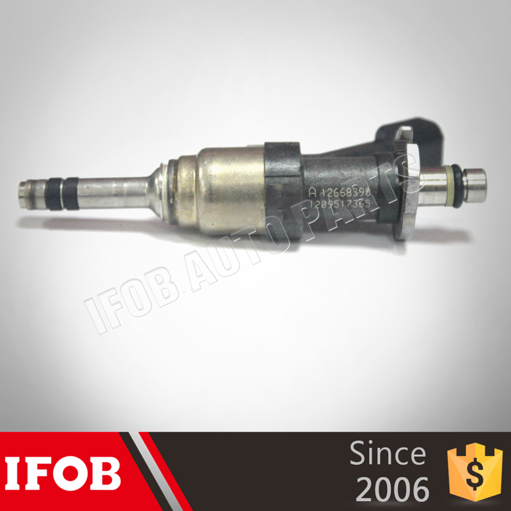 High Quality GM Electric Fuel Injector 12668390