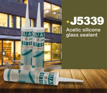 GJ5339 Fast Cure GP Acetic Silicone Sealant