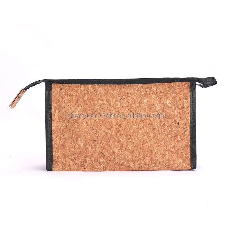 Wholesale Pencil Case Cork Pencil Bag