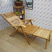 outdoor bamboo beach chair china factory