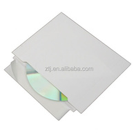 Self Seal CD Mailer uncoated paper Sleeves
