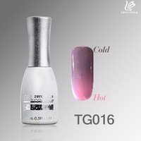 Nail Art Paint OEM/ODM Temperature Change Color Gel Nail Polish