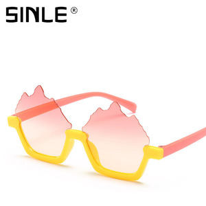 bcef527bf6 Sinle Cheap Promotional Kids Sunglasses Custom Logo No Minimum baby  sunglasses