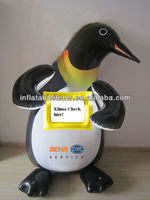 Newly Inflatable kids toy with penguin shape