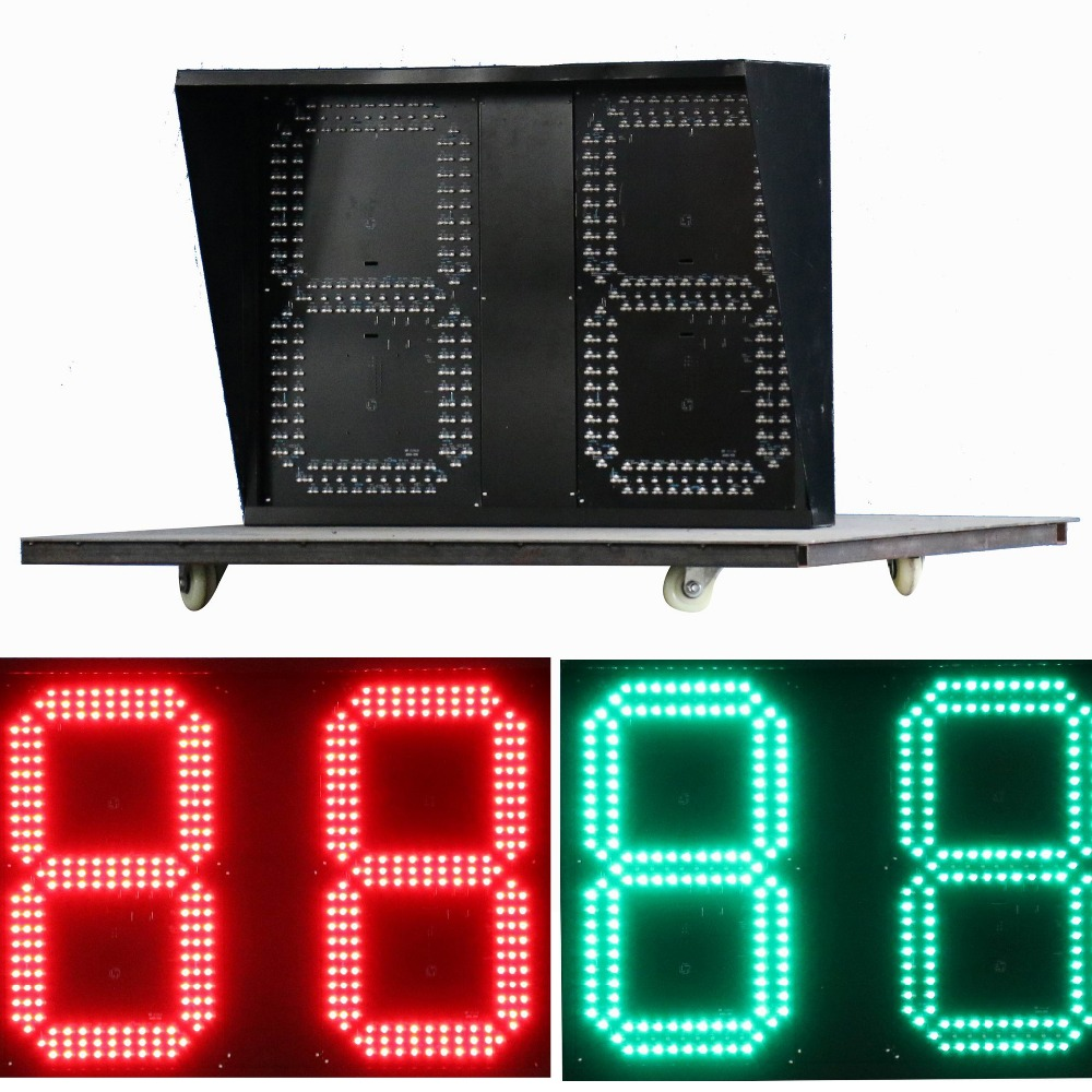 Super grade top quality digital timer clock newest traffic light countdown timer