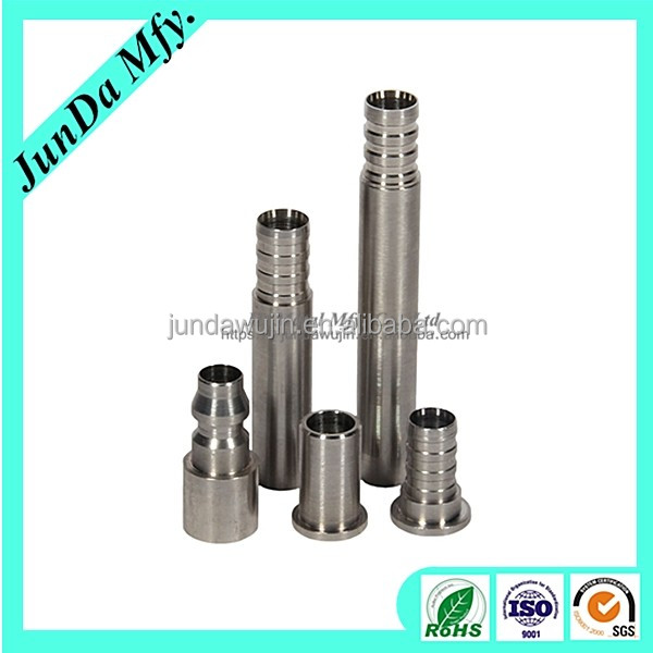 terminal pins made of stainless steelCustomized aluminum precision mechanical machining parts