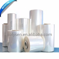 Transparent Transparency and Shrink Film Label Type PVC Shrink Wrap Film