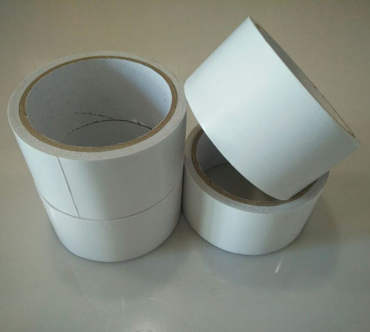 Solvent Base Double Side Tissue Tape Coated With Acrylic Adhesive