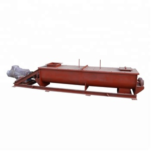 China good quality double shaft paddle mixers for sale