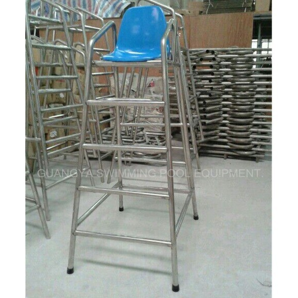 Swimming Pool 304 stainless steel & ABC lifeguard chair