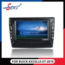Android quad-core gps navigation with car dvd player for Excell XT 2015