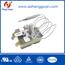 Home appliance parts capillary thermostat for pizza oven