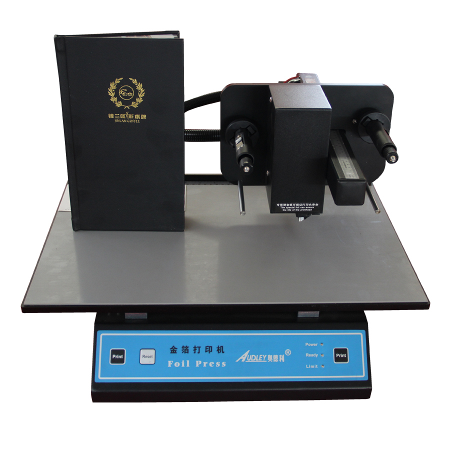 Digital gold foil machine to print business cards hot foil stamping machine to print business card ADL-3050A