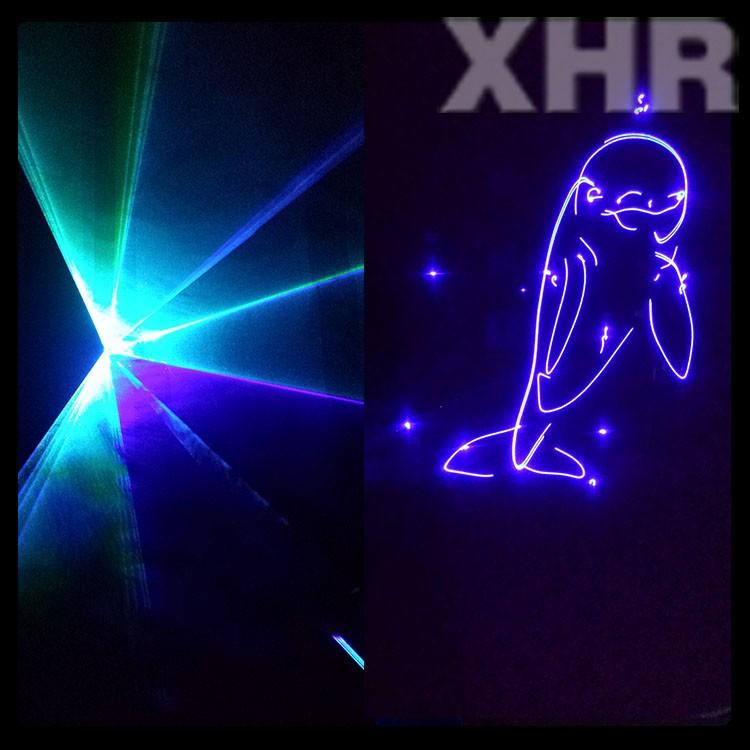 Top Sales Rgb Beam Show Mini Laser Light Show Projector
