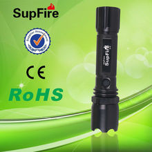 emergency car charger led flashlight with cree q5