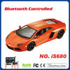 iOS Android control license mini high speed rc car