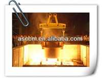 ISO9001approved high efficiency electric arc furnace