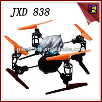 New Style Remote Control Helicopter of Saler JXD 383 2.4G RC UFO R/C Helicopter RC airship With Cameras