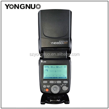 YONGNUO Photographic Equipment YN686EX-RT LITHIUM SPEEDLITE Flash