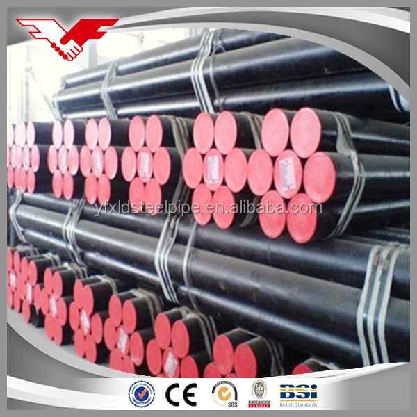 Factory price hot expanded seamless steel pipe from China on wholesale