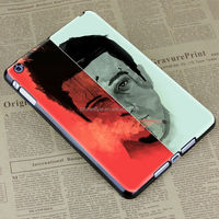 half face hard case cover for apple ipad mini
