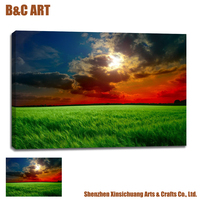 Modern Nature Landscape Photo Posters Wall Art Prints for Wall Art