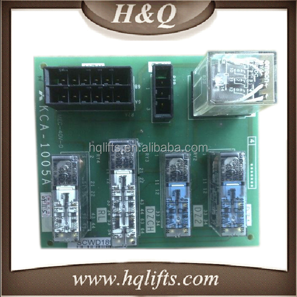 Mitsubishi elevator relay board elevator panel for sale KCA-1005A