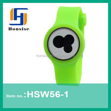 2015 World-cup Sport Silicone Cheap Watch Set for Gift