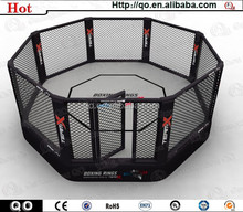 International standard quality professional octagon hexagon mma cages sale