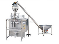 Automatic twin screw extruder food snacks powder packing machine