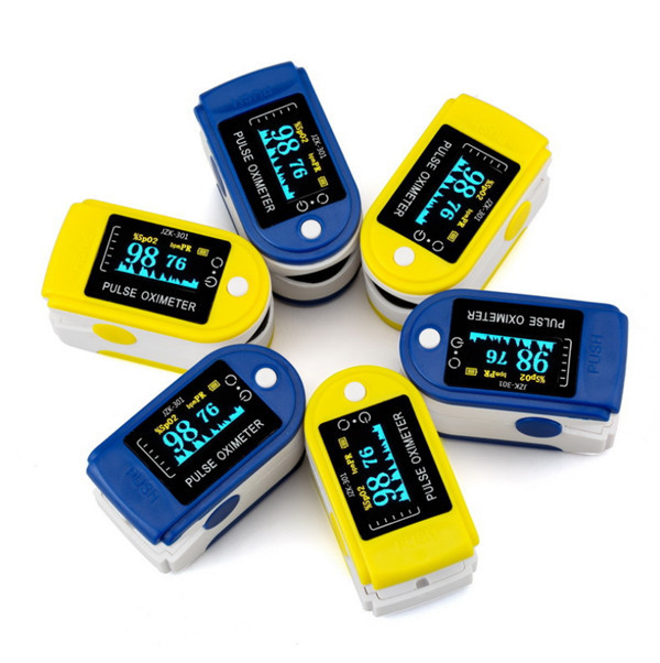oled pulso fingertip pulse oximeter pulse oximeters CE certified medical pulse oximeter