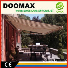 #DX300 Awnings Canopy with Motor and CE certified