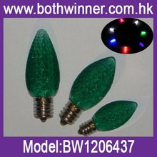 outdoor lighted garland H0T079, christmas village led lights