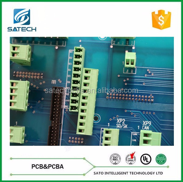 Professional Electronic pcb manufacturing fast pcba/circuit board assembly
