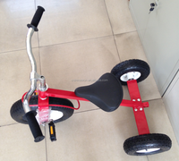 kids bike with 3 wheel and pedal TC1803