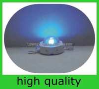 high quality 140 degree 1w 440nm Royal Blue Led (chinese trading company)