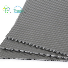 pp corrugated plastic sheet/pp bubble guard board/pp plastic bubble board