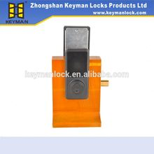 Best quality electromagnetic swing lock electronic finger print lock