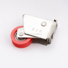 High Quality Nylon Pulley Wheel Sliding Wardrobe Door Roller