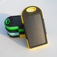 Hottest Products On The Market Solar Power Bank 60000Mah Oem Solar Charger Solar Charger Bag