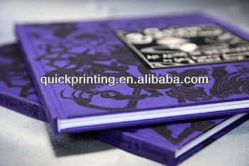 hardcover book printing service