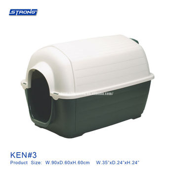 KEN#3 dog kennel (dog house)
