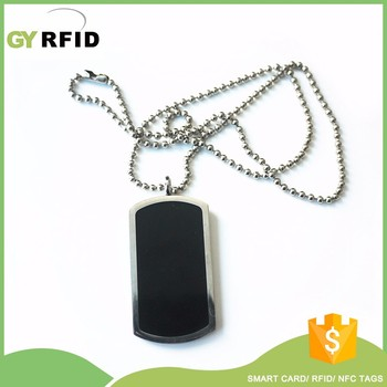 NEK01 NTAG203 NFC Necklace For NFC Payments