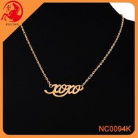 Wholesale Newest Design Cheap Gold Plated