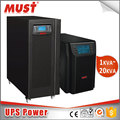 MUST high frequency 3kva ups system in Wholesale